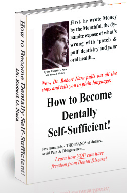 How to Become Dentally self sufficient - beat gum disease